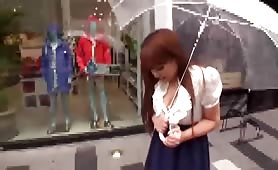 Exhibitionist Quest with Sakura Yu - Scene 1