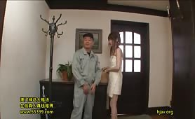 Sex Education with Karin Aizawa - Scene 4 [END]