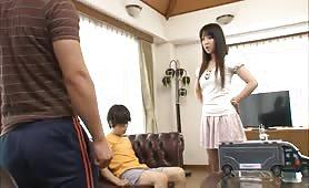Virgin Eater Yui Fujishima - Scene 1