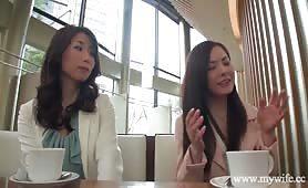 Housewife Saori & Kikuchi [ENC] - Scene 1