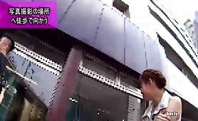 Maisaki Mikuni Exhibitionism Story - Scene 1