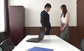 Sexy Office Girl feat. Kaede - Scene 1