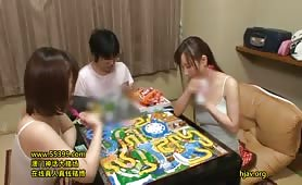 Boading Paradise - Sharing a House with Many Cuties - Scene 9