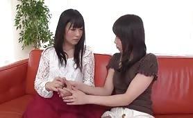 Lesbian Share House - Scene 1