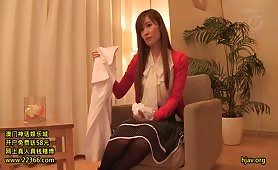 F-Cup Nurse Confession - Scene 1