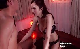 Straddling Sex Talk Girls - Scene 3