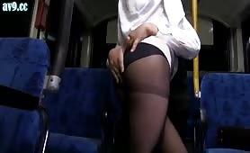 Molester Train - Scene 5