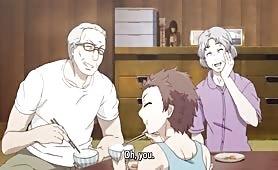 Hachishaku Hachiwa Keraku Meguri: Igyou Kaikitan - Episode 1